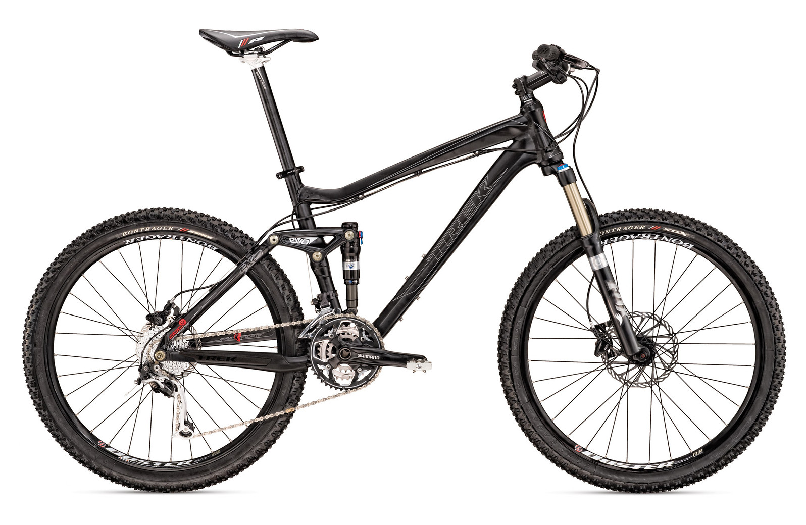2010 Trek EX 8 Bike fuelex8_black