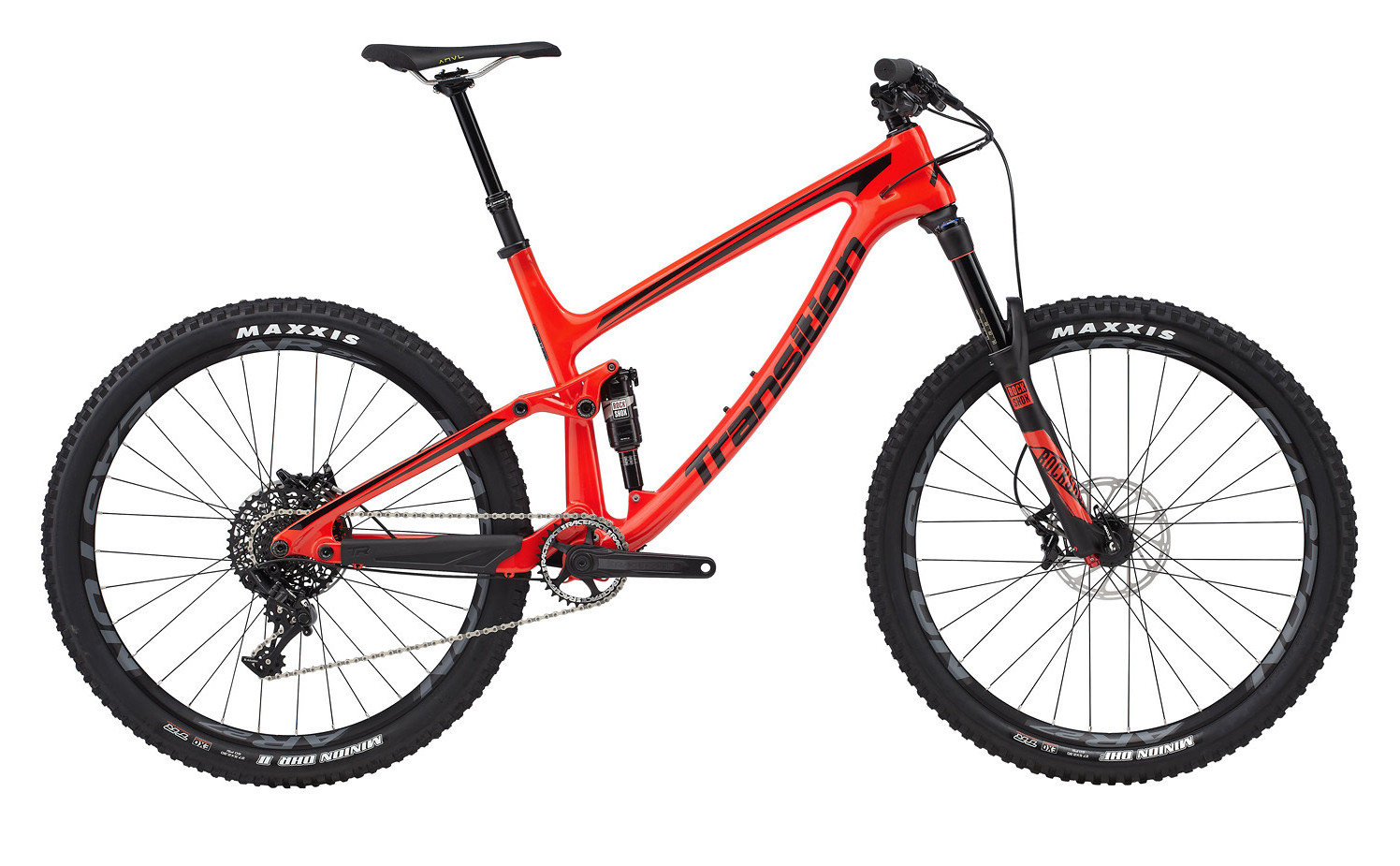 2017 Transition Scout Carbon #3  2017 Transition Scout Carbon #3 (Blood Orange)