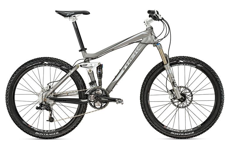2010 Trek EX 7 Bike fuelex7_titanium