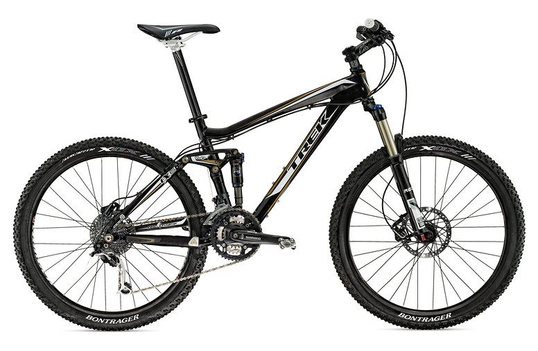 2010 Trek EX 6 Bike fuelex6_black