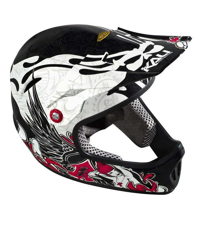 Kali Protectives Avatar Full Face Helmet Avatar Sound