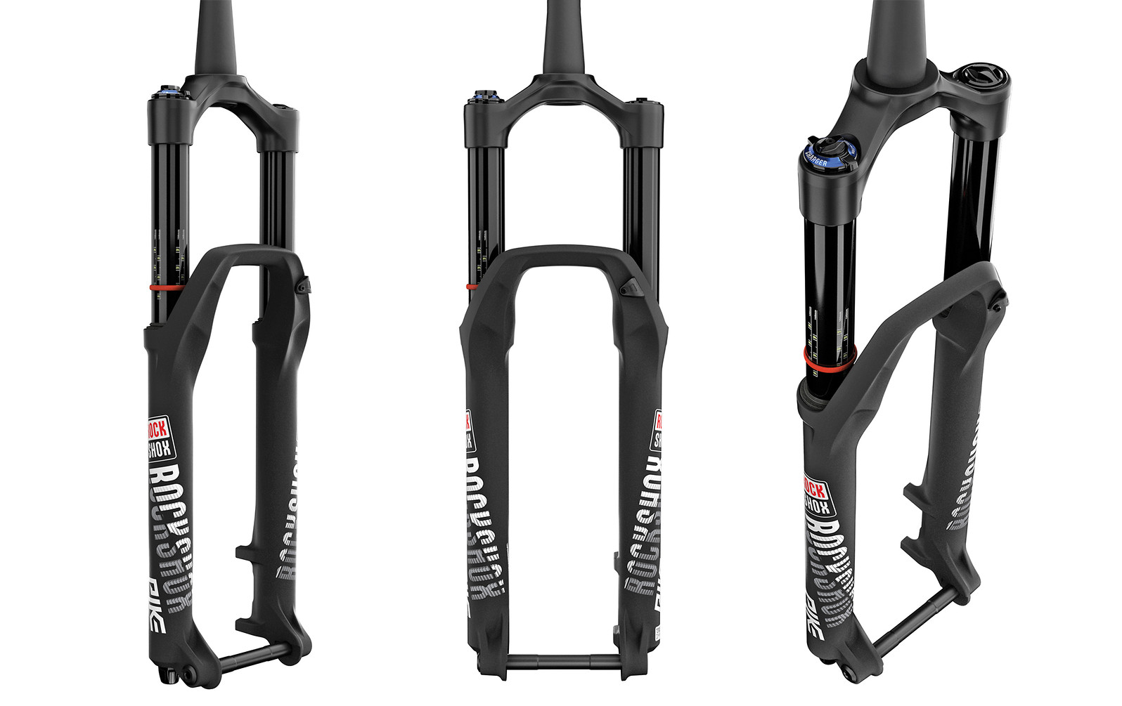 RockShox Pike RCT3 Fork with Charger 2 Damper 2018 RockShox Pike RCT3 Fork