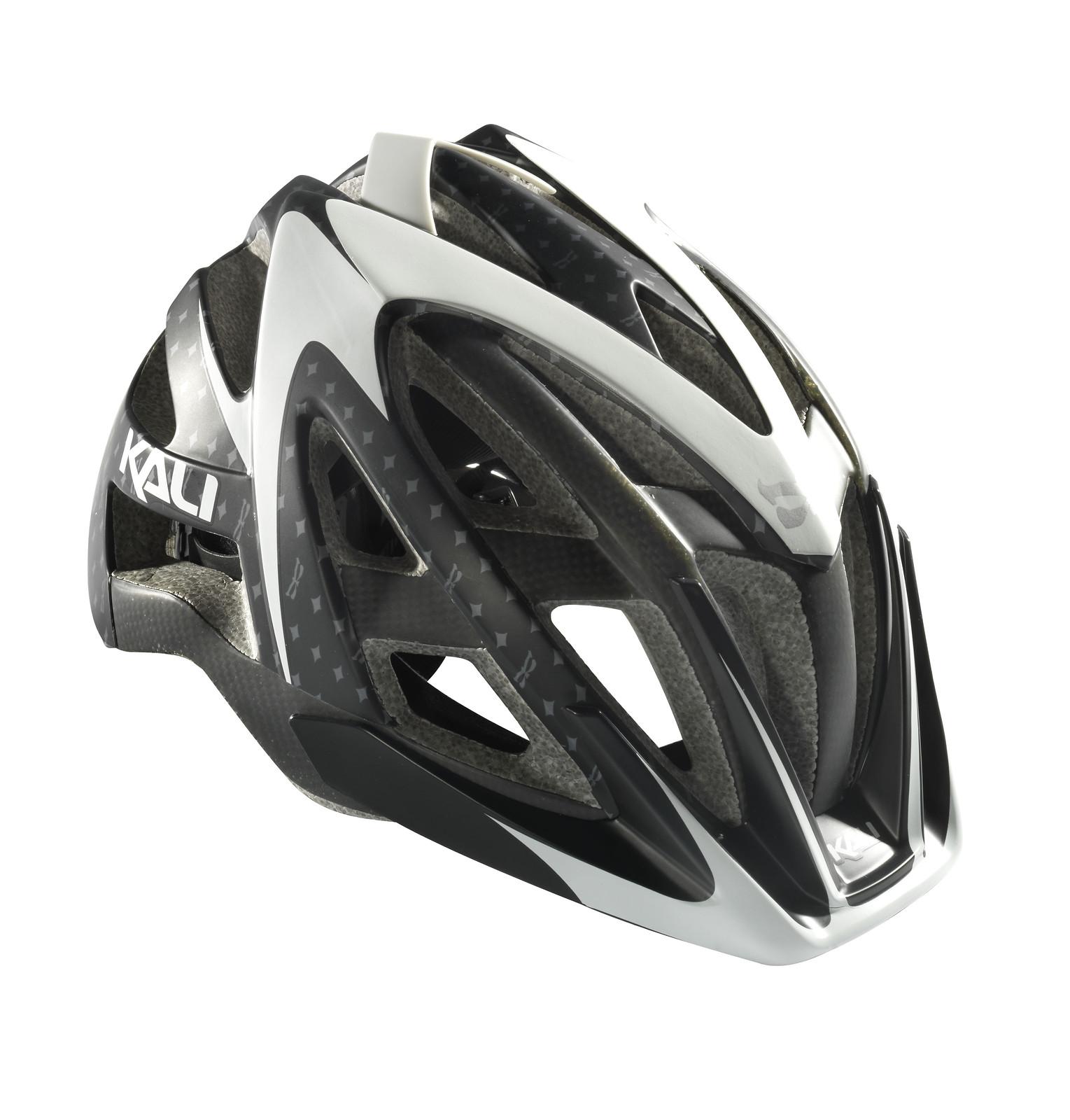 Kali Protectives Avita Composite Helmet CarbBlackAvitarght