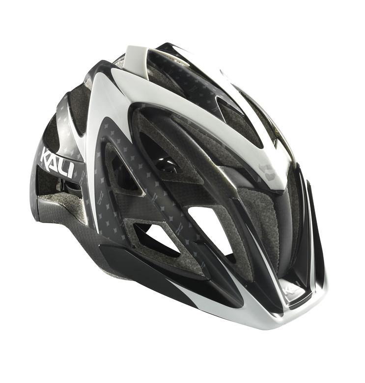Kali Protectives Avita Carbon Helmet CarbBlackAvitarght