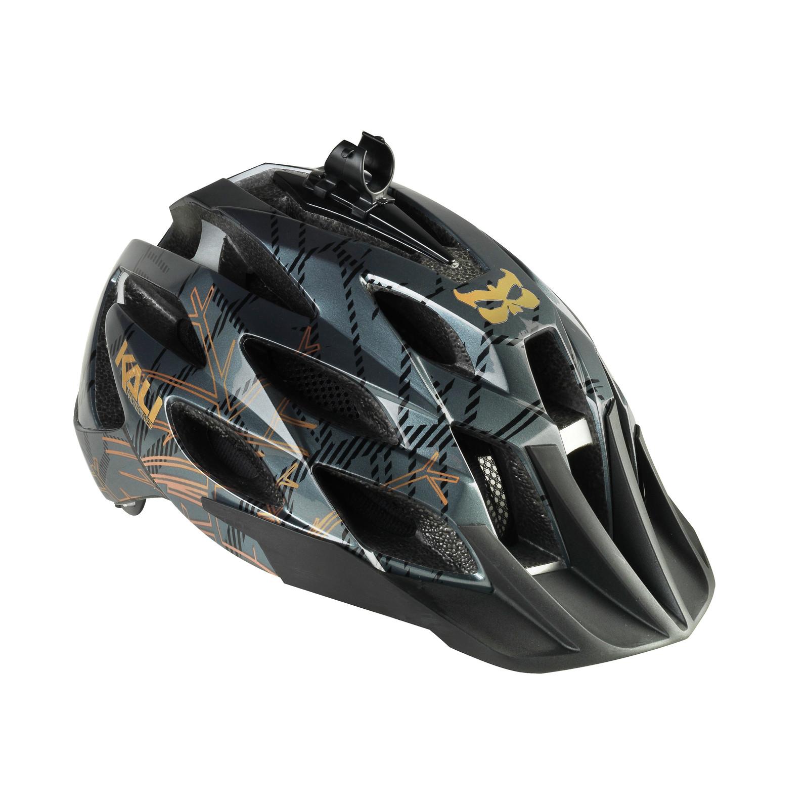 Kali Protectives Amara Cam  Helmet Amara Euca Black