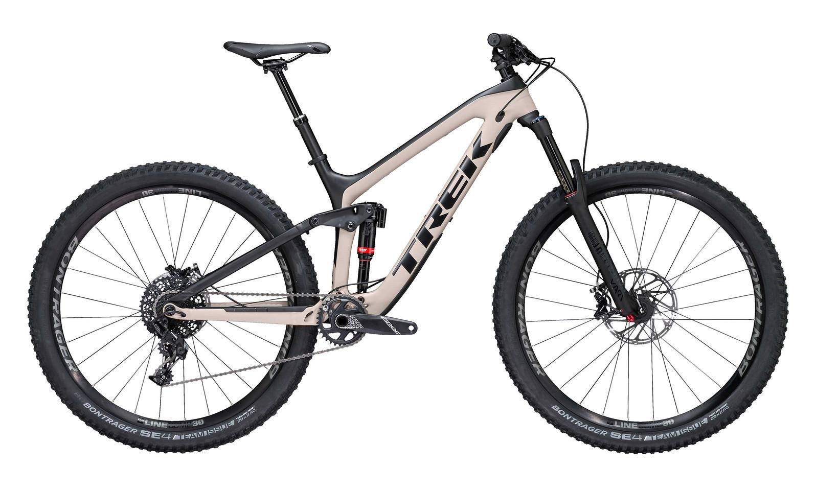 2018 Trek Slash 9 7 Bike Reviews Comparisons Specs Mountain