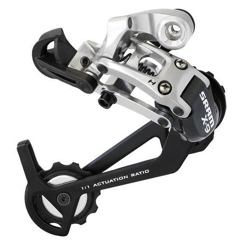 SRAM X9 9-Speed Rear Derailleur 2012 SRAM S9 9-Speed Rear Derailleur