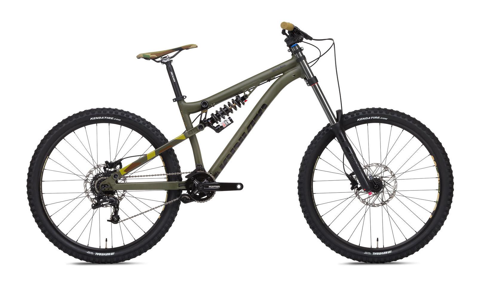 2017 NS Soda Evo Coil Bike 94-67