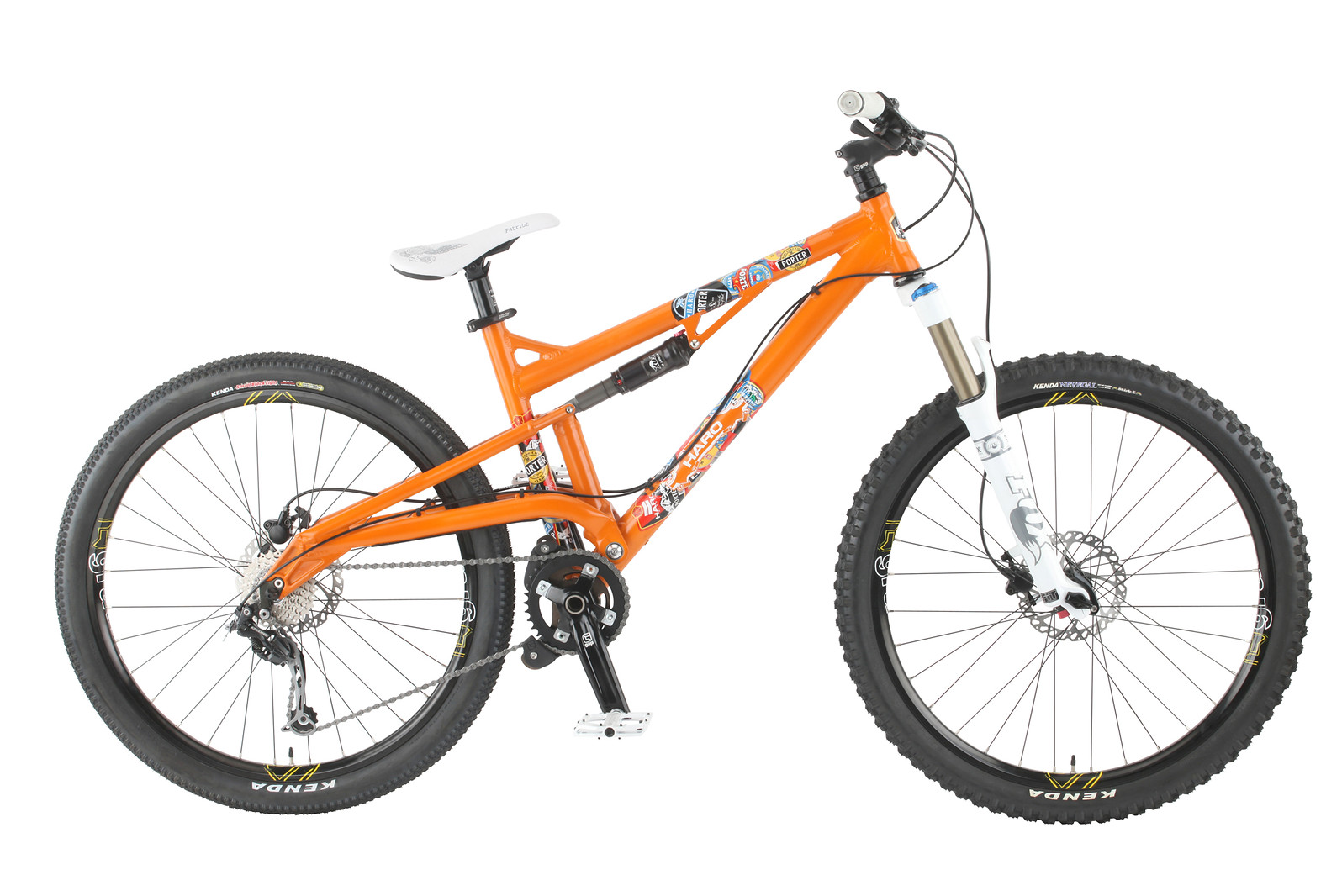 2011  Haro Porter Pro Bike 2011_porterpro_orange
