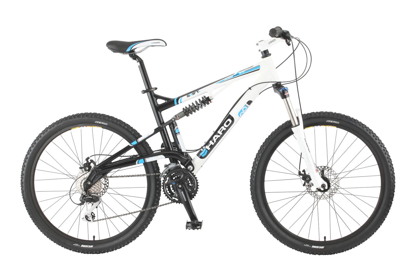 2011 Haro Shift R1 Bike 2011_shiftr1_blk