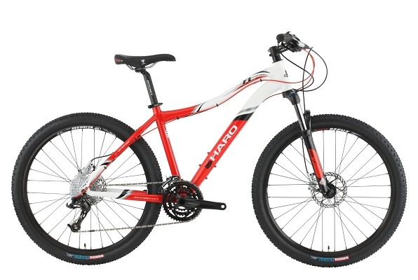 2012 Haro Flightline Comp Bike flightredwhite