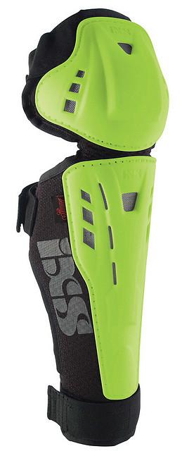 iXS Hammer-Series Knee/Shin Pad Hammer Knee Shin