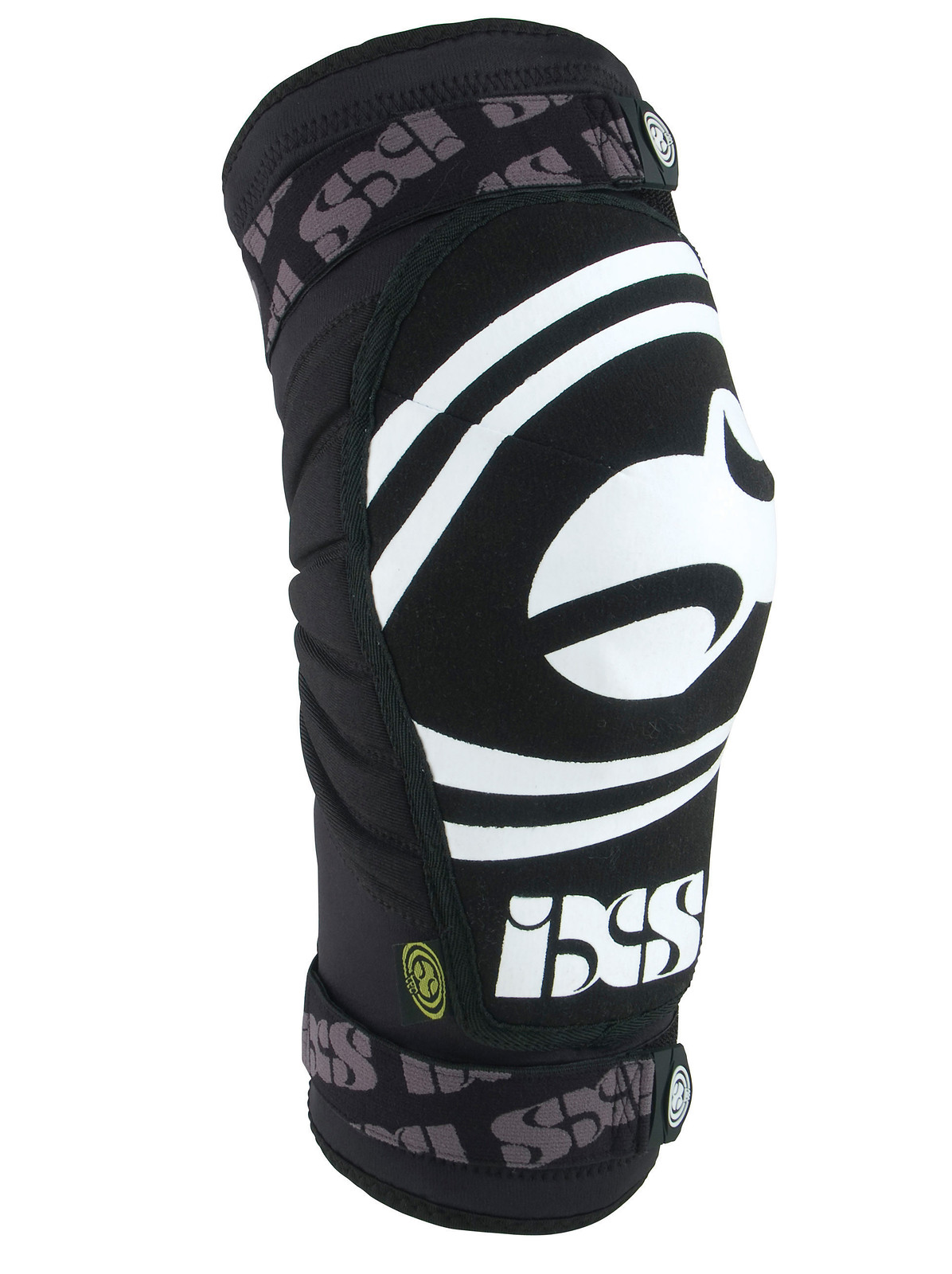 iXS Slope-SeriesEVO Knee Pad SLOPE-Knee_black_front