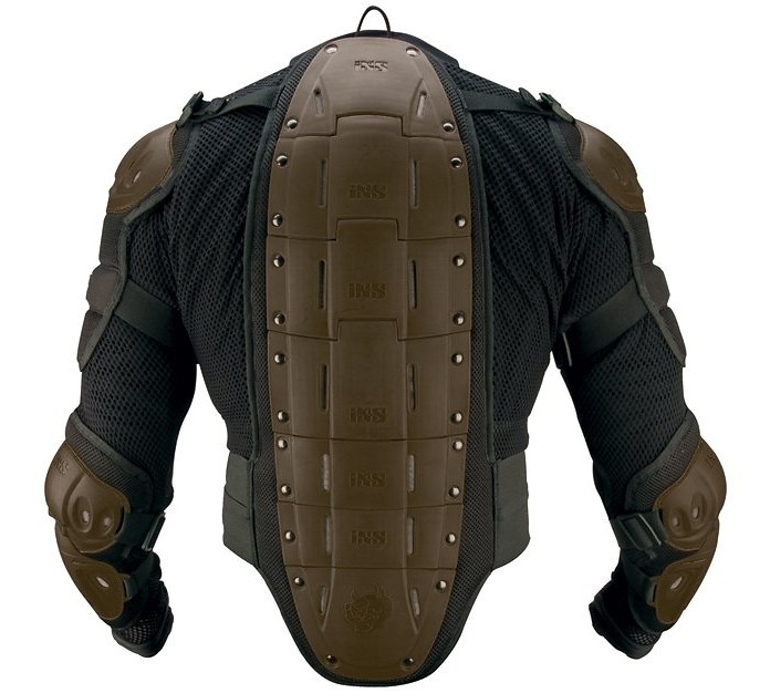 iXS Assault-Series Jacket Body Armor 34187-1