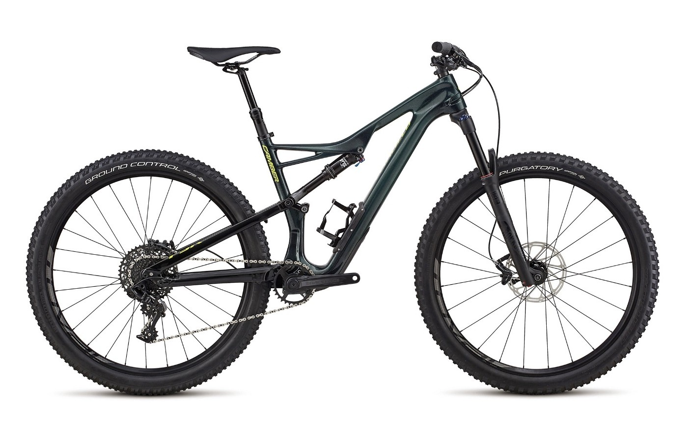 Specialized Camber Comp Carbon 27.5 2018