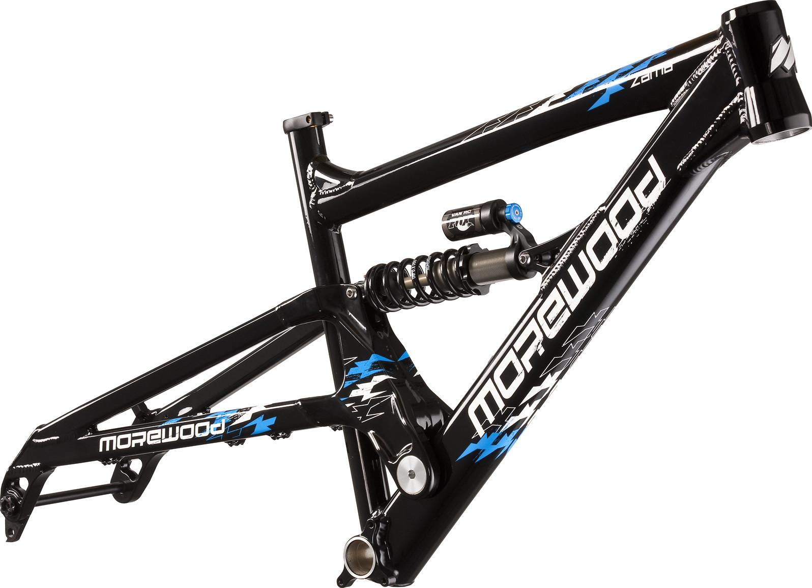 Morewood Bicycles Zama Frame zama-black