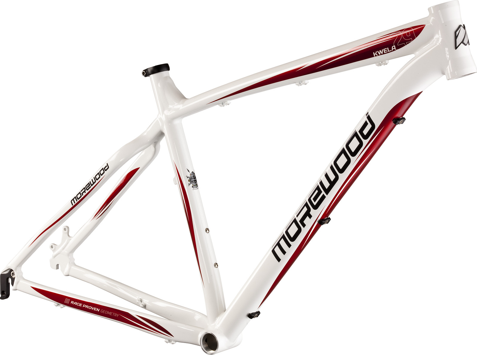 Morewood Bicycles Kwela 29 Frame kwela29-white copy