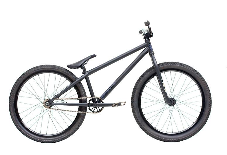 2011 Black Market Bikes Contraband  Murdered Contraband