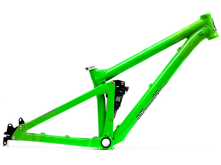 Black Market Bikes Killswitch Frame killswitch_black