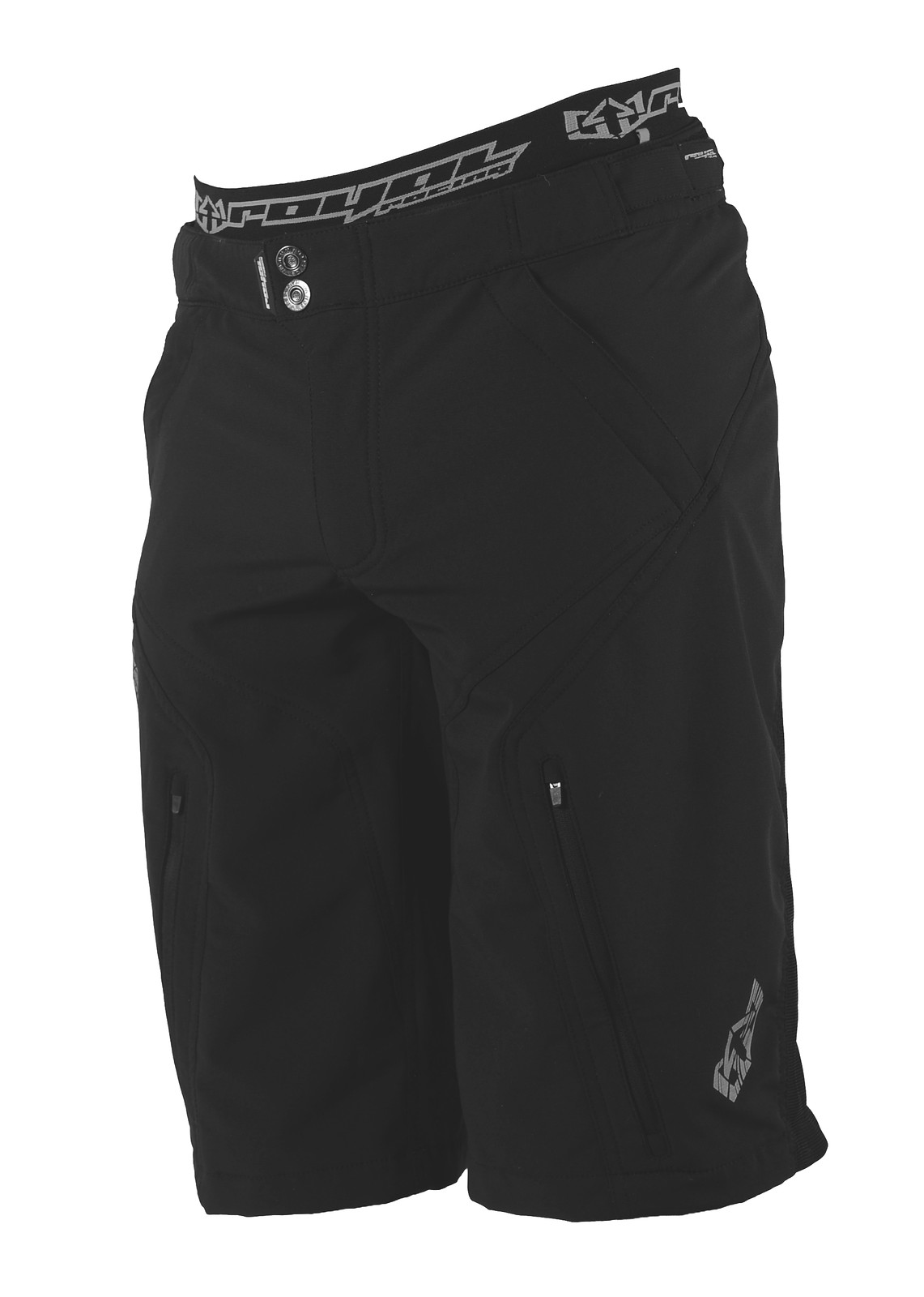 Royal 2013 Esquire Riding Short Short-Esquire-Black
