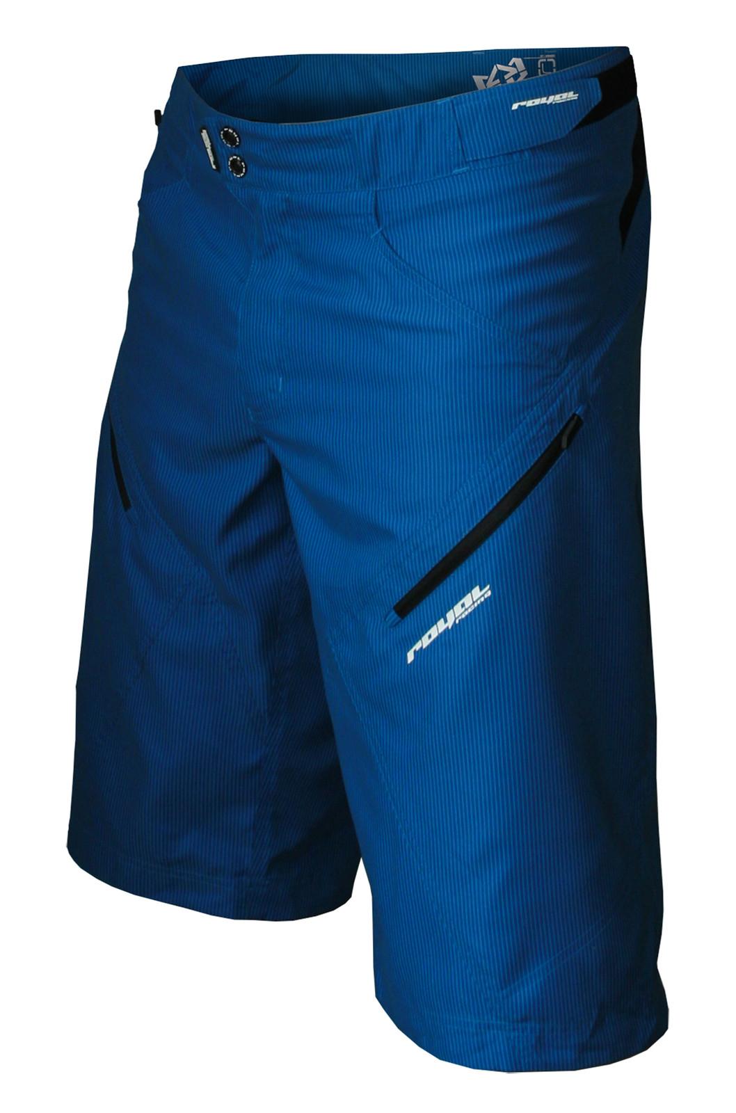 Royal 2014 Matrix Shorts  matrix-blu-f