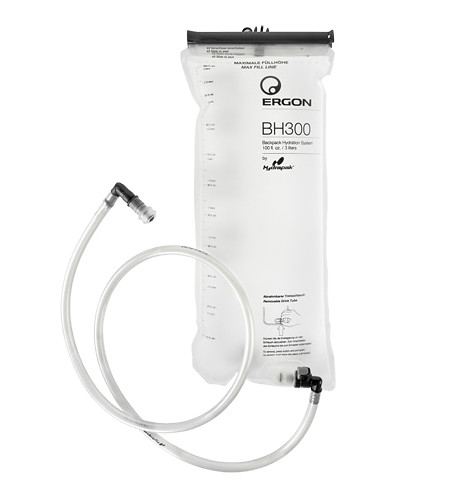 Ergon BH300 Bladder System for  Hydration Pack BH300