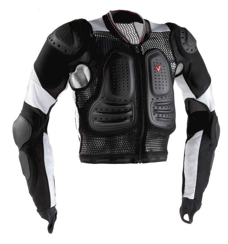 Dainese Evolution Jacket Body Armor 3879578_622-091695_F_S_press