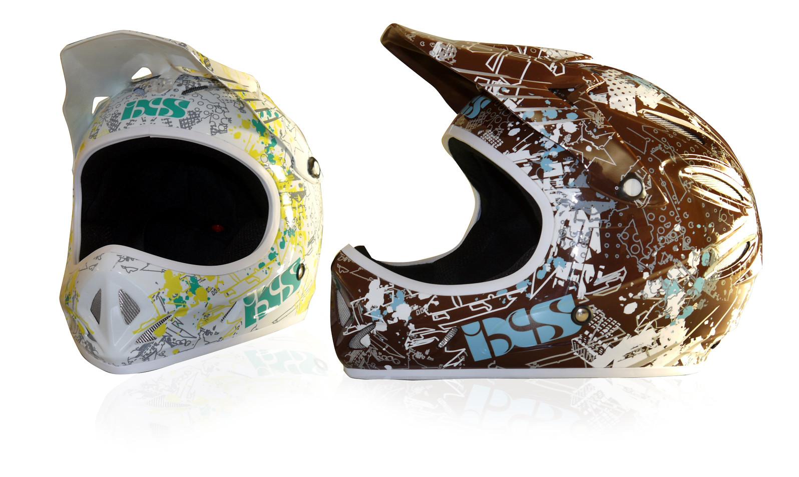 iXS Phobos Starcatch Full Face Helmet Phobos-Starcatch