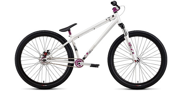 2011 Specialized P.2 Bike p2-white