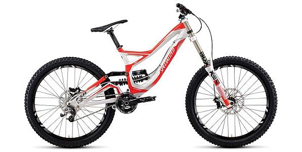 2011 Specialized Demo 8 2 Bike demo82