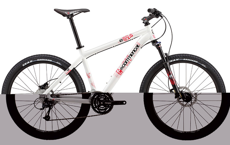 Commencal Premier Disc Bike Premier Disc