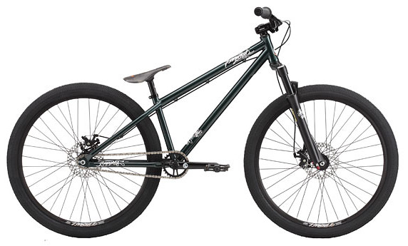 2011 Commencal Absolut CrMo 2 Bike CroMo-2