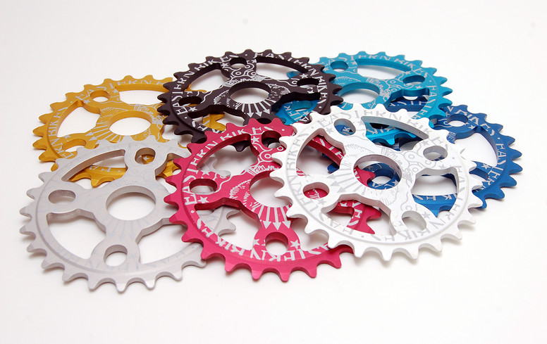 Eastern Medusa Lite Chainring Sprocket Medusa Light Grouped
