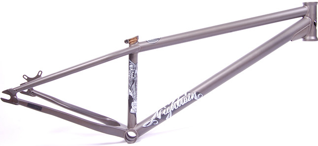 Eastern Nightrain Frame Frame Nightain Matte Acid Wash LoRes