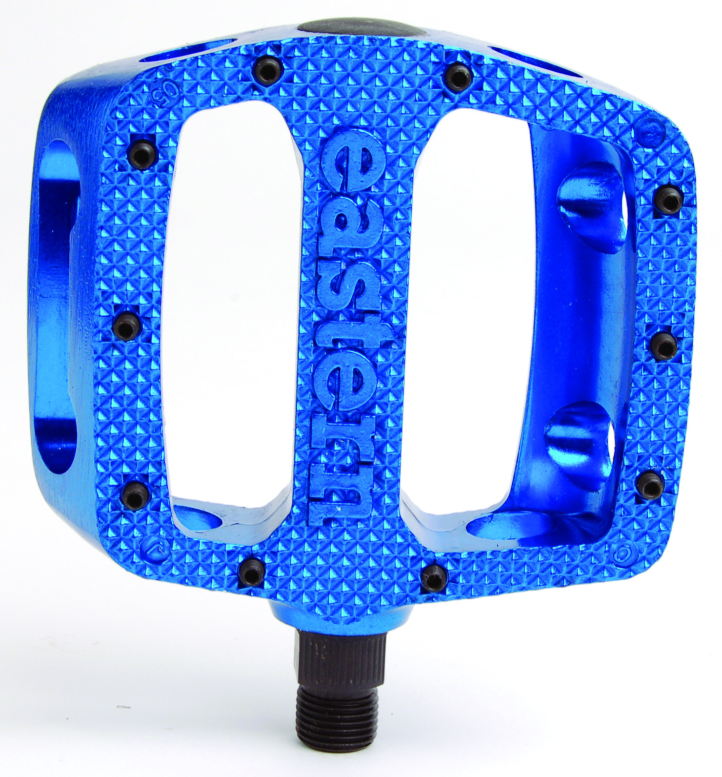 Eastern Alloy & Magnesium Flat Pedal PedalUNBlue