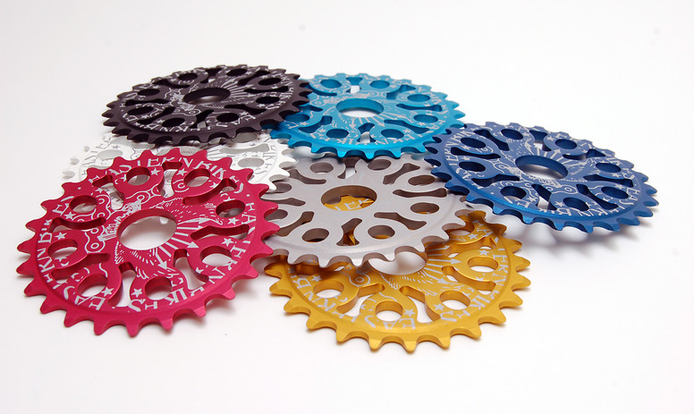 Eastern Medusa Chainring Sprocket Medusa Grouped