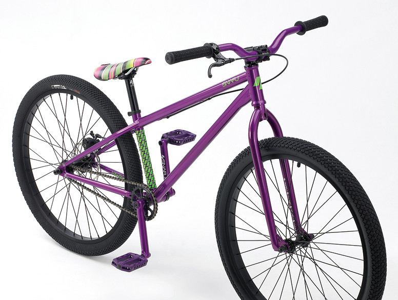 2011 Snafu Hawthorne Bike HAWTHORNE-FRONT-TOP-ANGLE