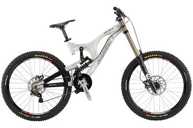 2011 Santa Cruz Driver 8 Downhill Bike santa-cruz-driver-8-dh-team-2011-mountain-bike