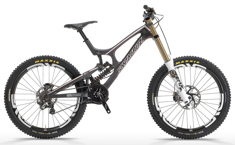 2014 Santa Cruz V10 Carbon Bike 2013 V10catalogflat