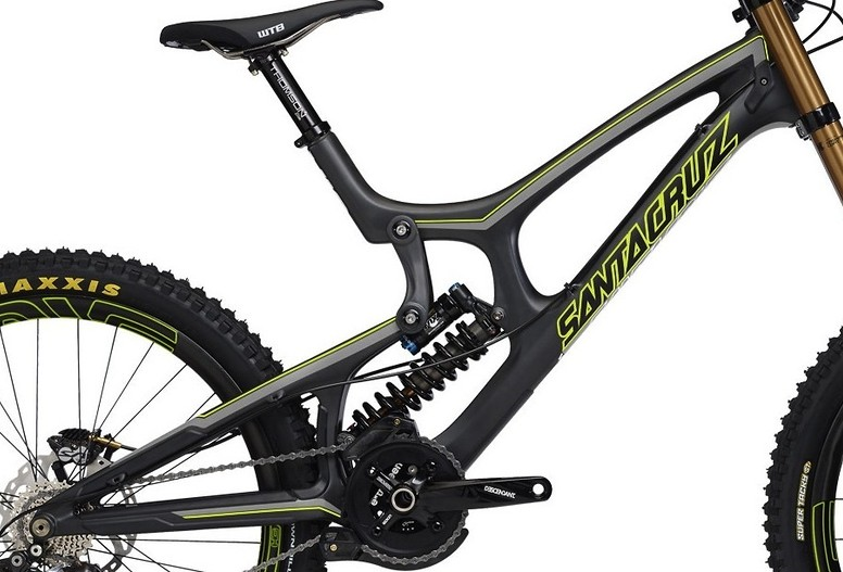 Santa Cruz V10 Carbon Frame 2013 V10catalogflat color 2 copy