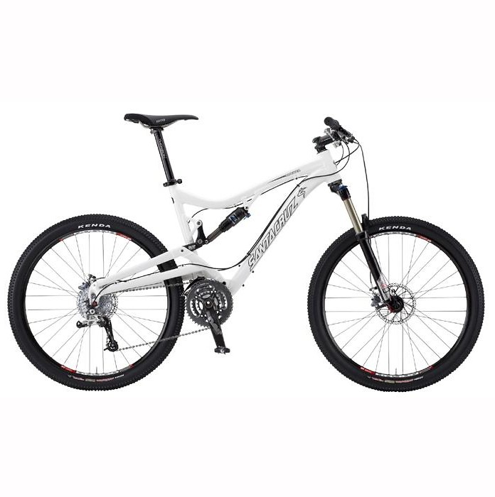 2011 Santa Cruz Nickel All Mountain Bike 2011 Santa Cruz Nickel Bike X9 XC Kit