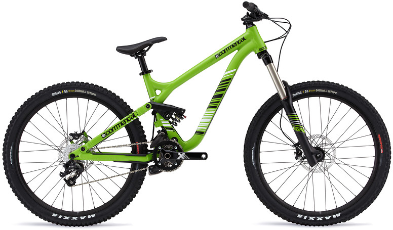 2013 Commencal Supreme JR  SUPREME_JR_013