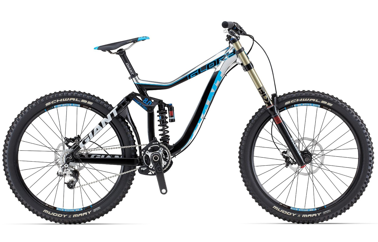 2013 Giant Glory 0 - Reviews, Comparisons, Specs - Mountain Bikes - Vital MTB