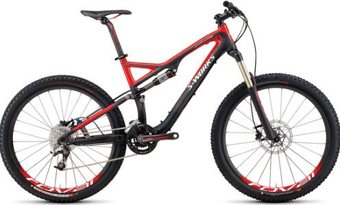 Specialized S-Works Stumpjumper FSR Bike S-Works Stumpjumper FSR