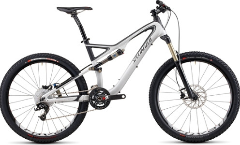 Specialized Stumpjumper FSR Pro Carbon Bike Stumpjumper FSR Pro Carbon