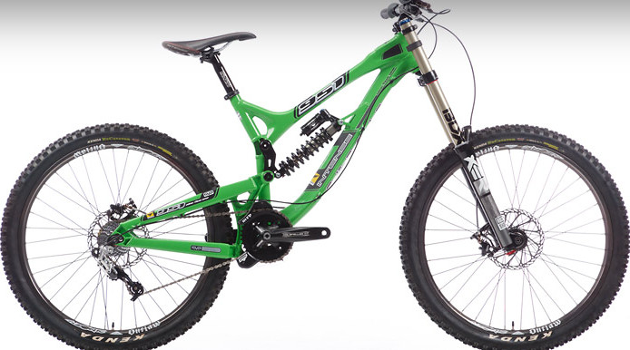 2011 Intense 951 Bike new951_drv_sm