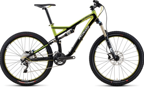 Specialized Stumpjumper FSR Elite Bike Stumpjumper FSR Elite lime