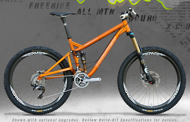 2012 Turner 5 Spot Bike 2012_Spot_Pro_Orange_666