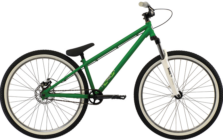 "2013 Norco Ryde 26"" Bike 064182-13-01-ryde-green"