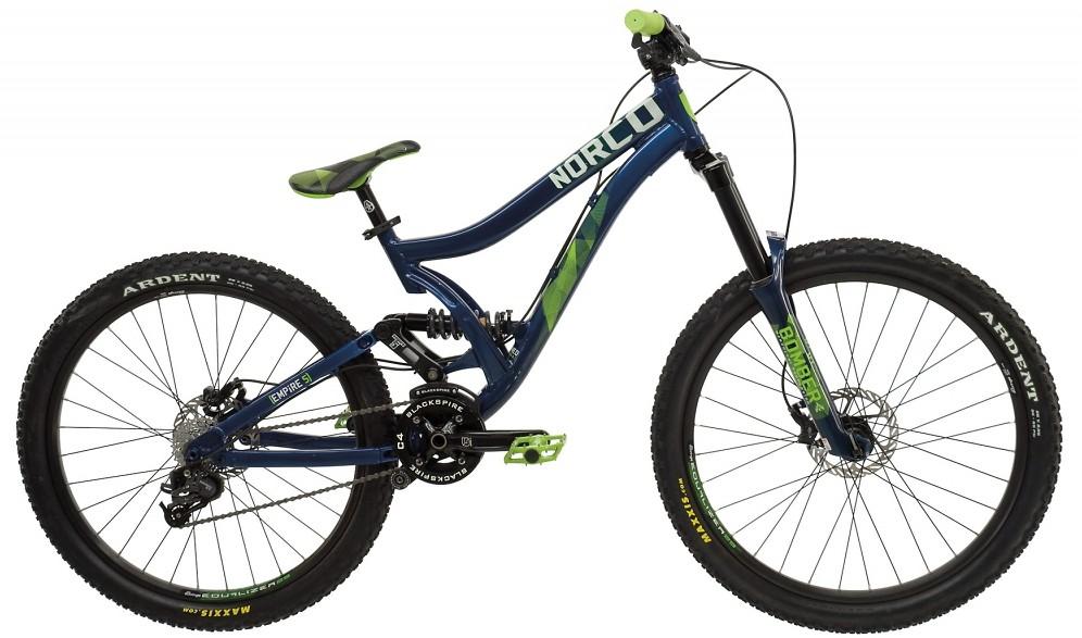 2011 Norco Empire Bike Reviews Comparisons Specs Mountain